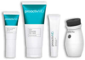 the full line of proactiv md skincare treatments