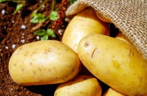 potato juice is one natural treatment option