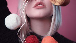 a womans lips