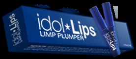 a box of idol lips lip plumper
