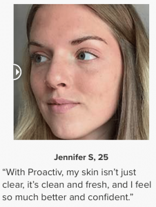 one proactiv md success story