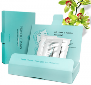 a box of prima lift skin anti wrinkle cream