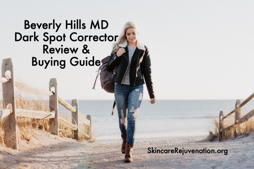 beverly hills md dark spot corrector review and pricing info