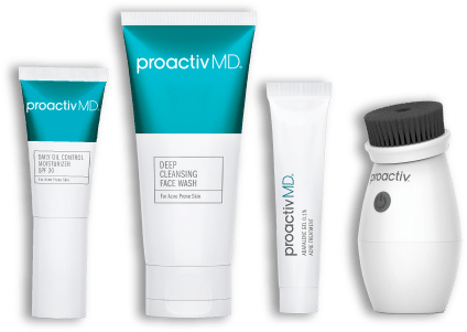 the proactiv md 3 step acne fighting system is a great option for adults