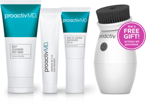 free proactiv acne scrub brush