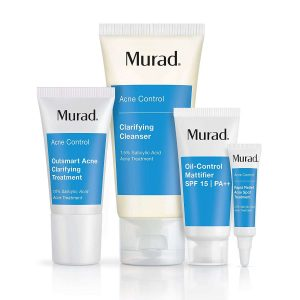 murad acne fighting products