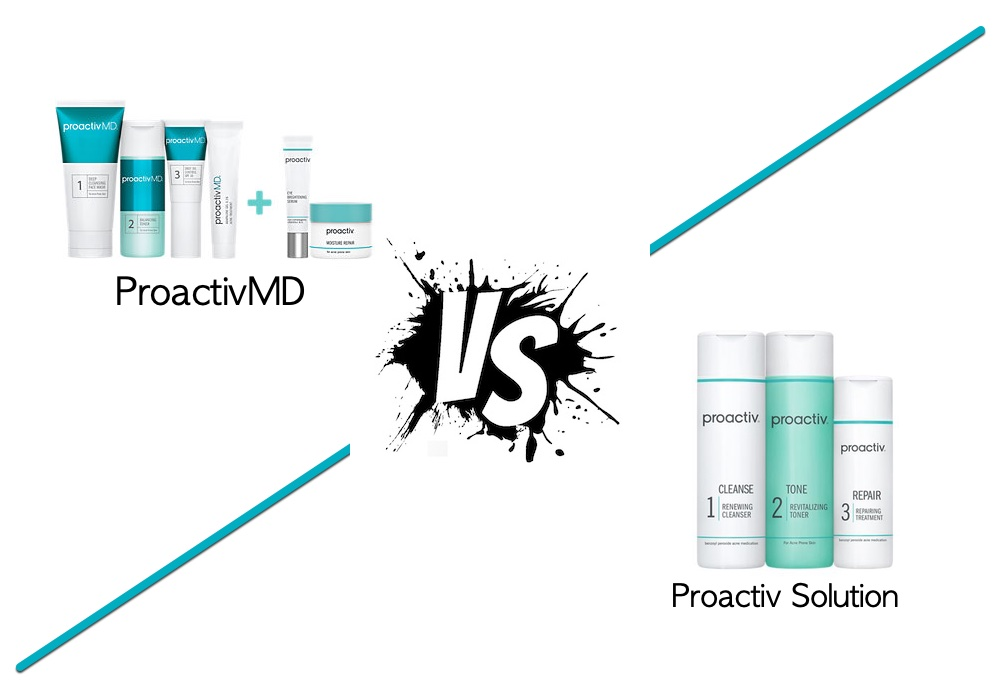 proactiv md vs proactiv solution