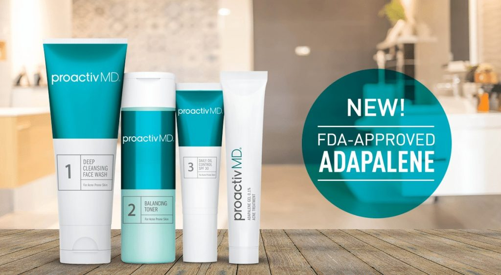 proactiv with adapalene