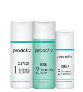 proactiv with benzoyl peroxide