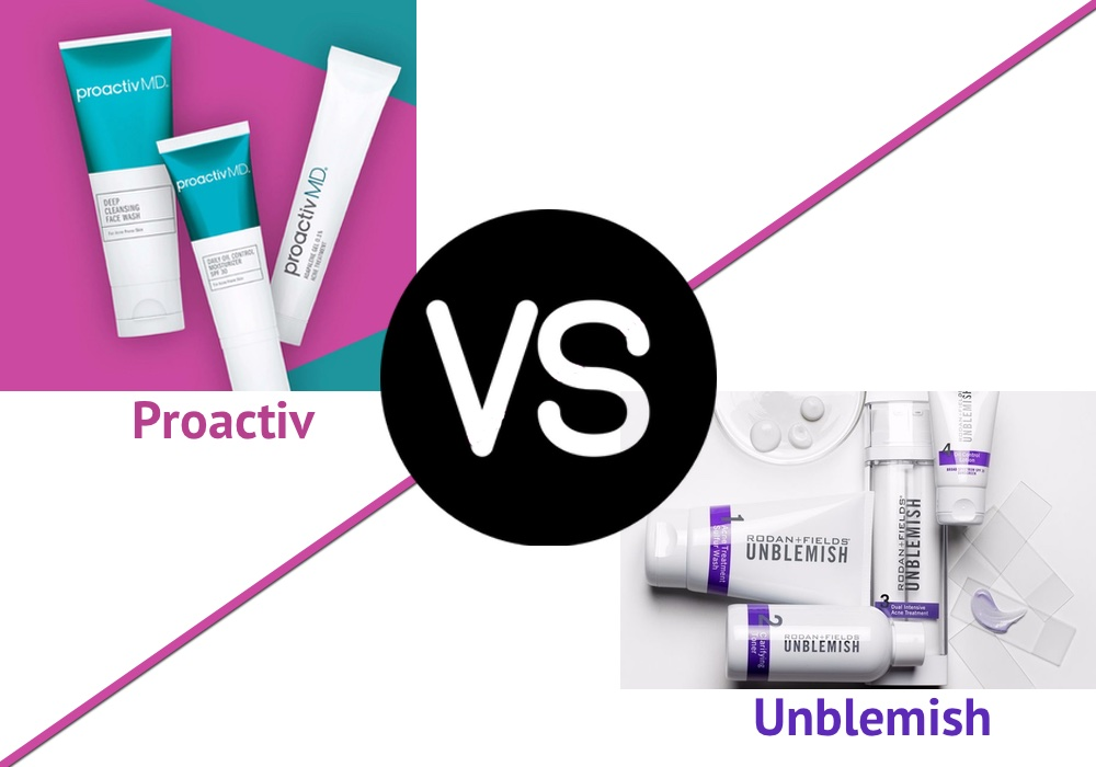 is proactiv or unblemish better