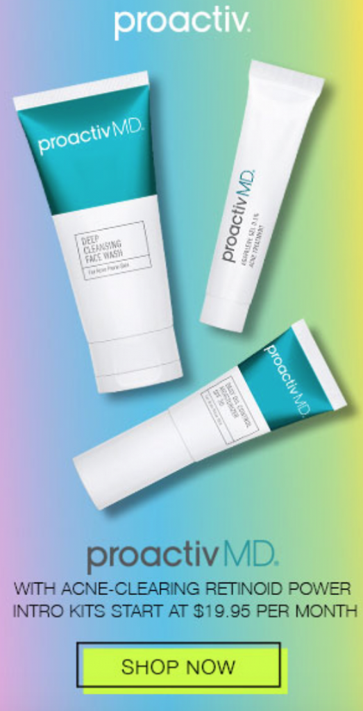 the best proactiv md deals