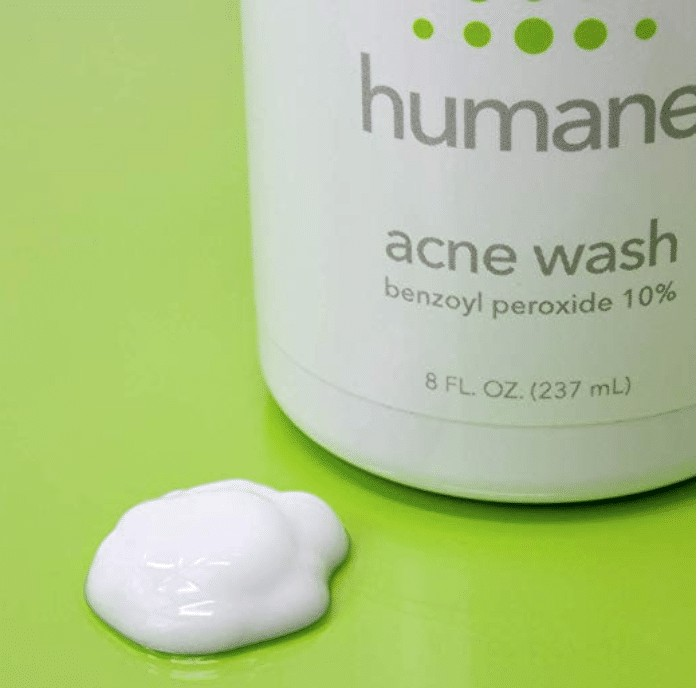 Humane Acne Treatment Body and Face Wash