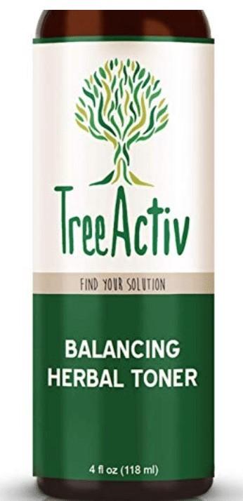 TreeActiv Balancing Herbal Toner