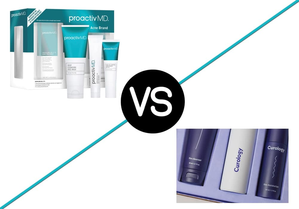 is proactiv or curology better for acne