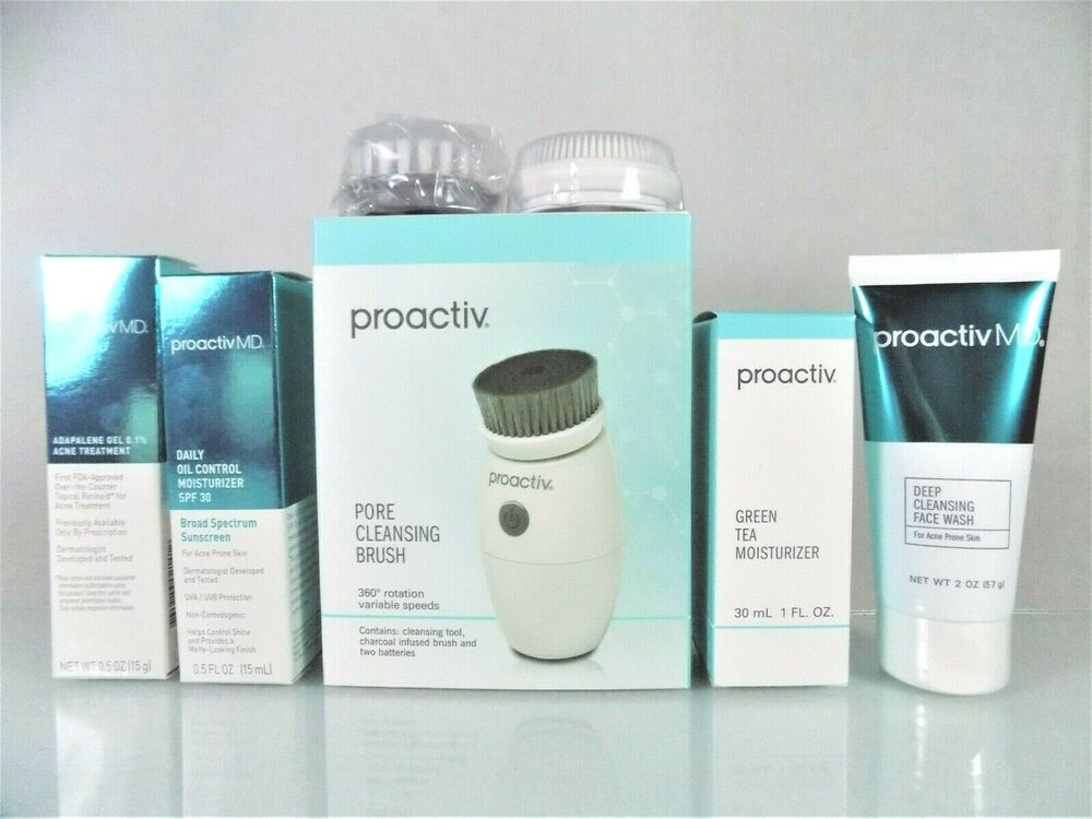 the proactiv md acne face wash